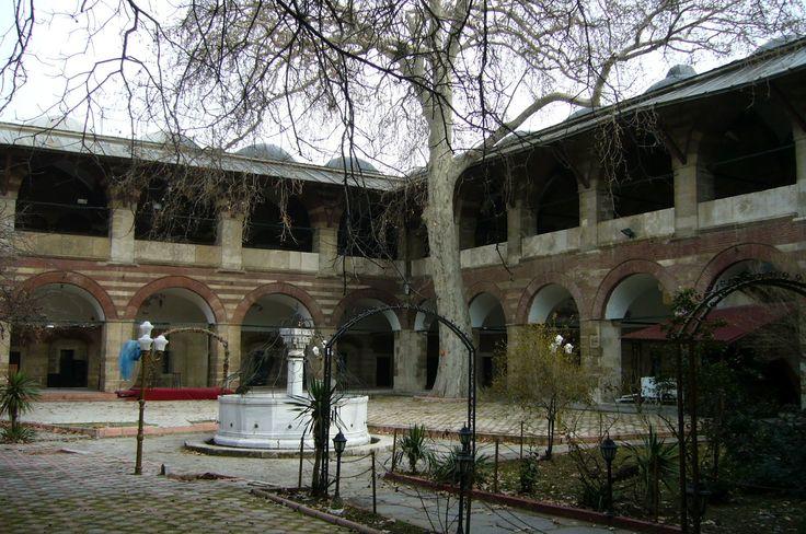 Ertan Çakırlar Rüstem Paşa Kervansarayı
