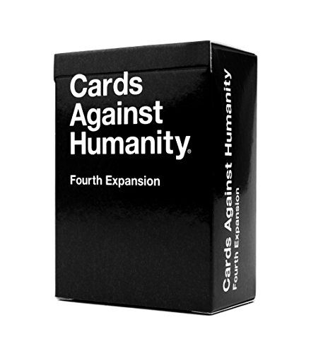 Cards Against Humanity: Fourth Expansion Cards Against Humanity http://smile.amazon.com/dp/B00F9F6OVK/ref=cm_sw_r_pi_dp_aJ-Cub010XM0H