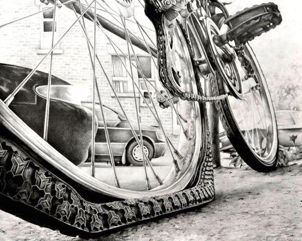 RISD Bike by James Young, via Behance