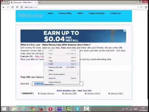 Make money with google adsense without website or blog