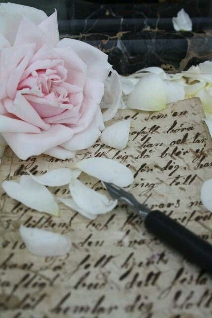"""irisofjordan:""""A letter is a soul so faithful an echo of the speaking voice, that to the sensitive it is among the richest treasures of love."""" ~ H.de Balzac"""