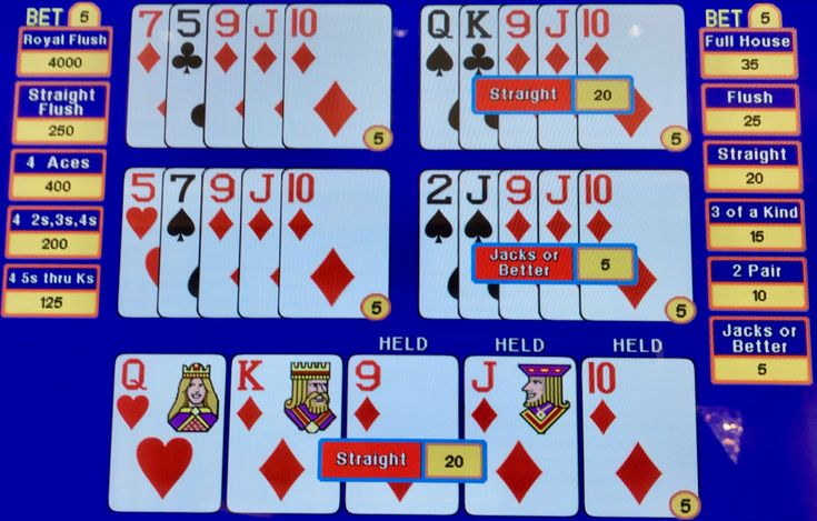 Dont know the odds on this holding three cards to a