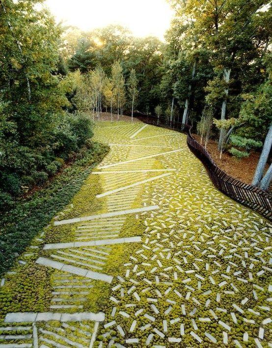 A beautiful alternative to lawn.