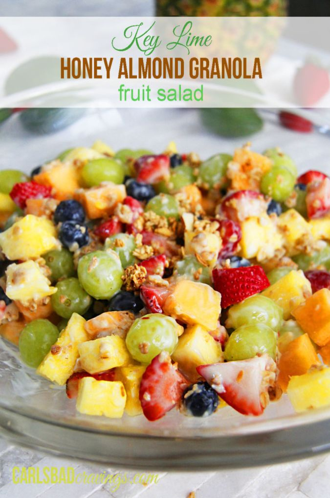 Winning Recipes: The Most Shared Fruit Salad Recipes