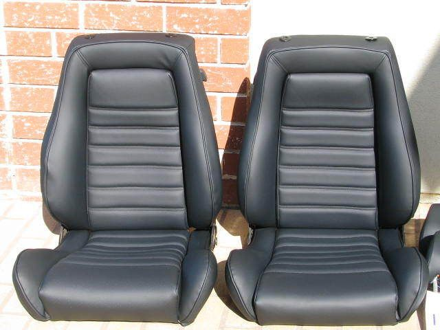 Recaro Seats Vw Gti Mk2 Beautiful Seats German Vinyl Re