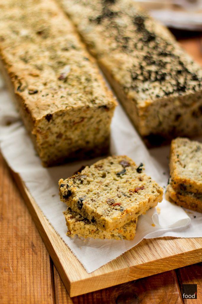 food²: Ekspresowy chleb z mąki krupczatki