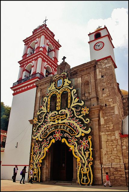 Parroquia San Damián Texoloc,San Damian Texoloc,Estado de Tlaxcala,México   Flickr - Photo Sharing!