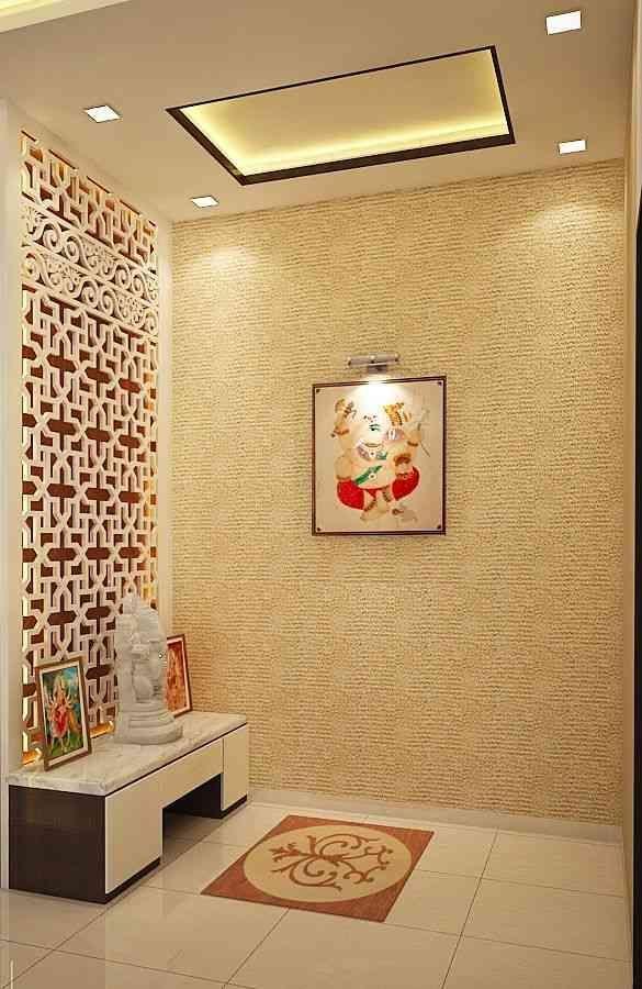 Pooja Room Devghar Room Puja Room And False Ceiling Design Room Door Design Pop Ceiling Design #pop #ceiling #living #room #design