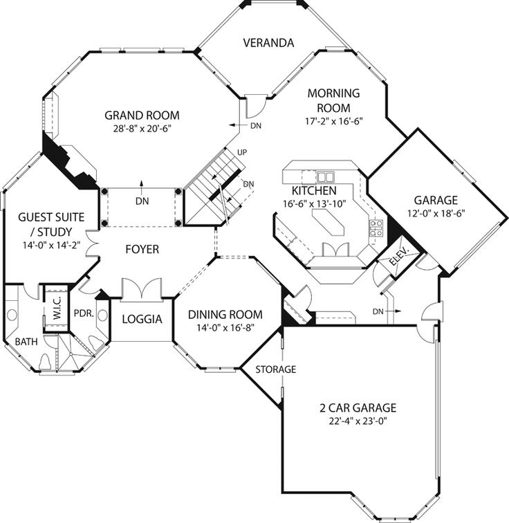 Best 20 Luxury Home Plans ideas on Pinterest French house plans