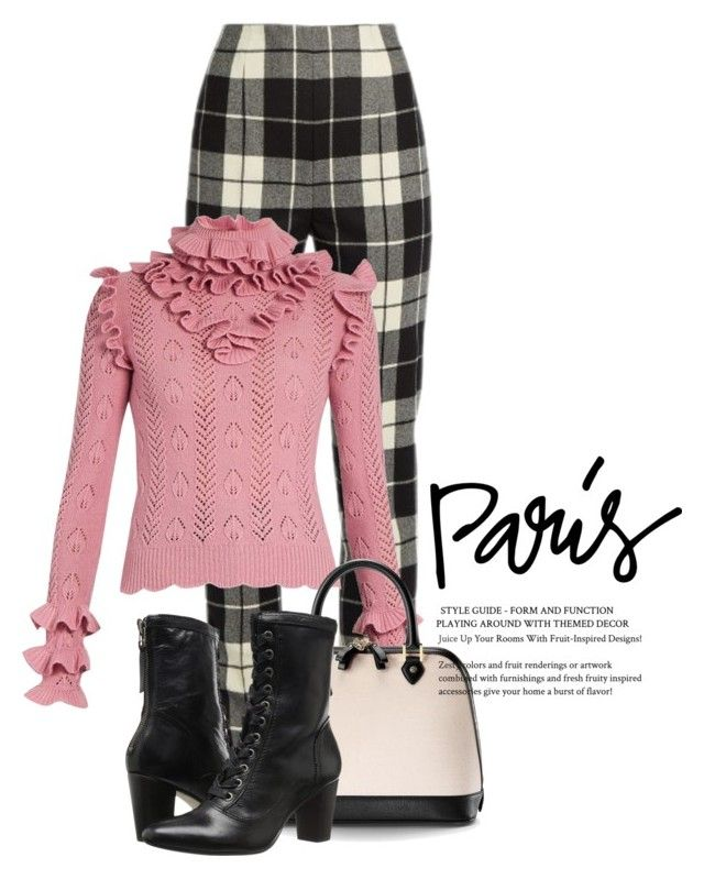 """I Love Paris in the Fall 2285"" by boxthoughts ❤ liked on Polyvore featuring MaxMara, Gucci, Aspinal of London, Johnston & Murphy and fallgetaway"