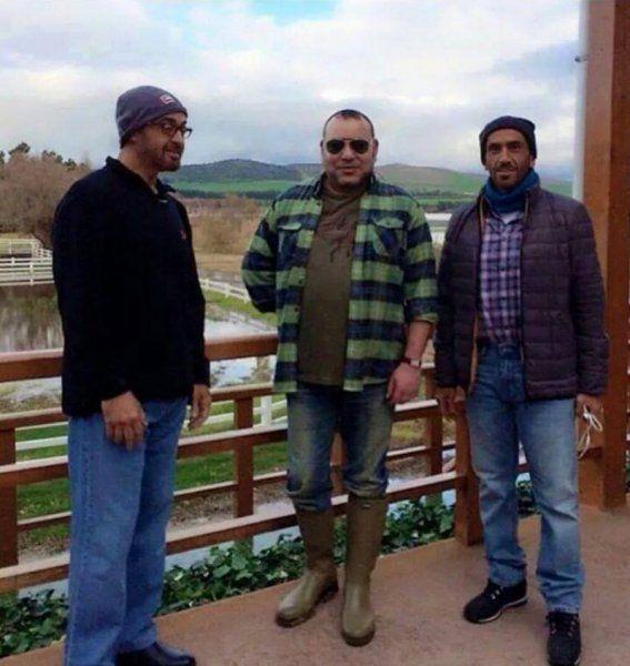 Une nouvelle photo du Roi Mohammed VI fait le buzz