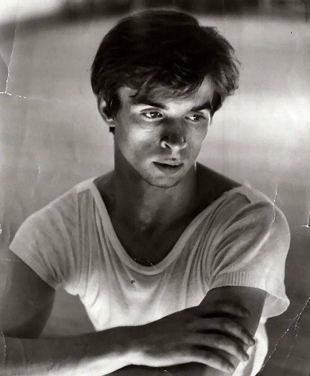 Rudolf Nureyev © Richard Avedon, 1961Grace body  face