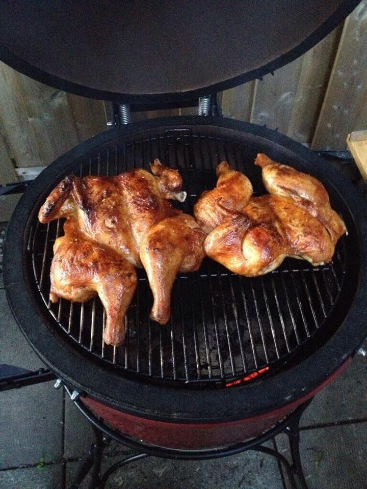 Fumoir – Recette poulet portugais fumé