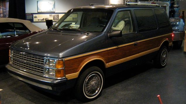 dodge caravan 1983 1st generation minivans cars i have own rh pinterest com