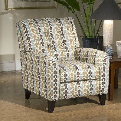 Reclining Chair Fabric: Flair Spa