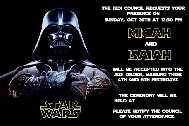 Star Wars Invitation Download Orderecigsjuice Info