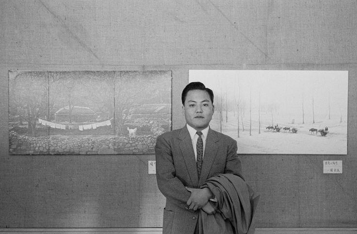 han youngsoo, seoul, korea 1933-1999