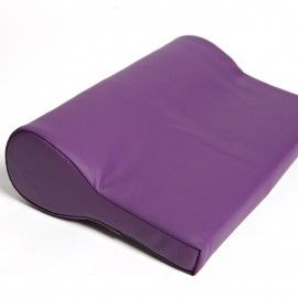 Head and Neck Cushion / Bolster Available from ViVi Therapy, Victoria, BC.  www.vivitherapy.com