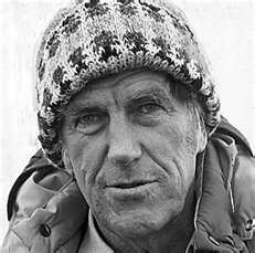 It is not the mountain we conquer, but ourselves.  Sir Edmund Hillary