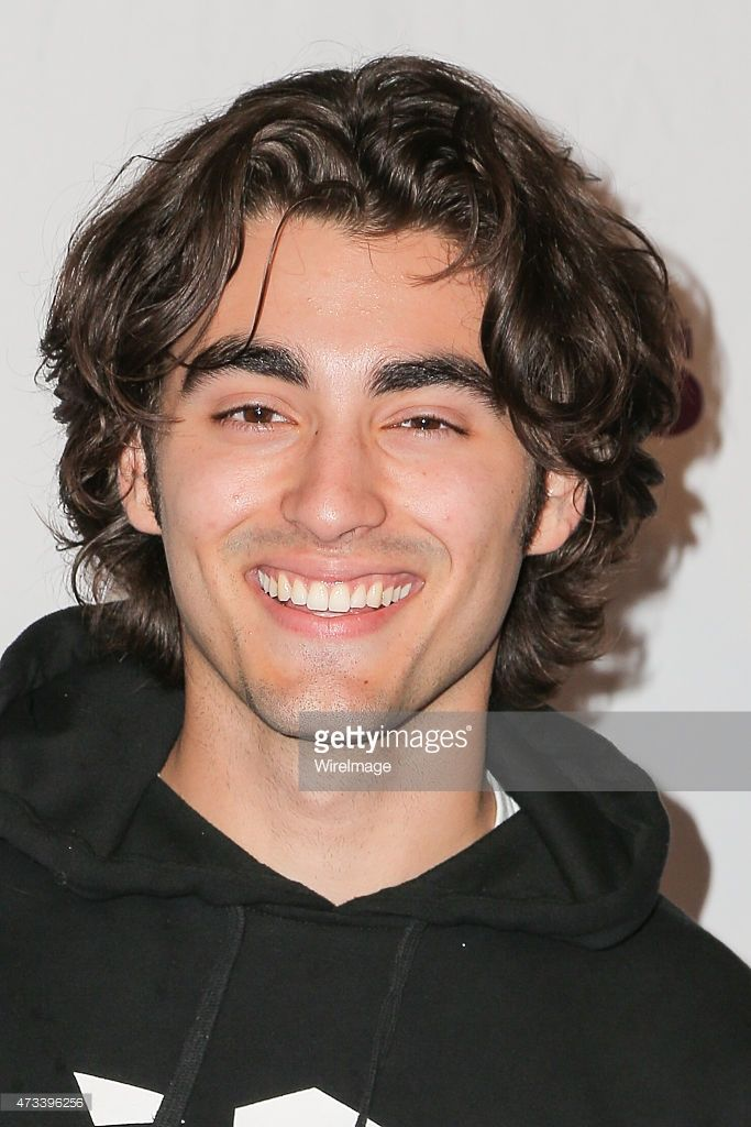 Actor Blake Michael attends the launch of 'Voyage To The Iron Reef' at Knott's Berry Farm on May 14, 2015 in Buena Park, California.
