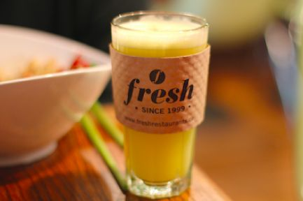 For #vegetarian and #vegan food, #juices and #smoothies near #YongeAndEglinton, head to @Freshsince1999!