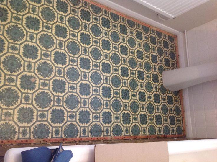 Nice Retro Linoleum Flooring Meze Blog