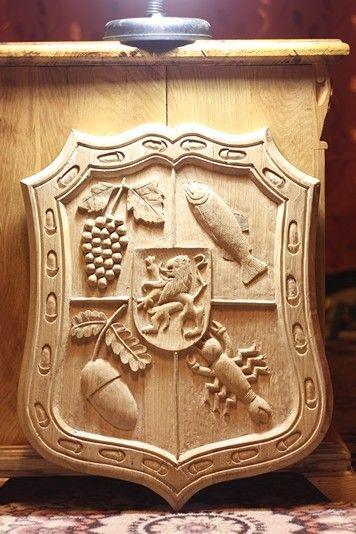 Coat of arms: Ugocsa
