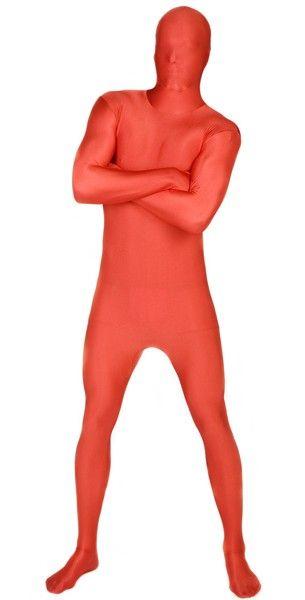 Morphsuit Rød - Tettsittende kostyme for voksne