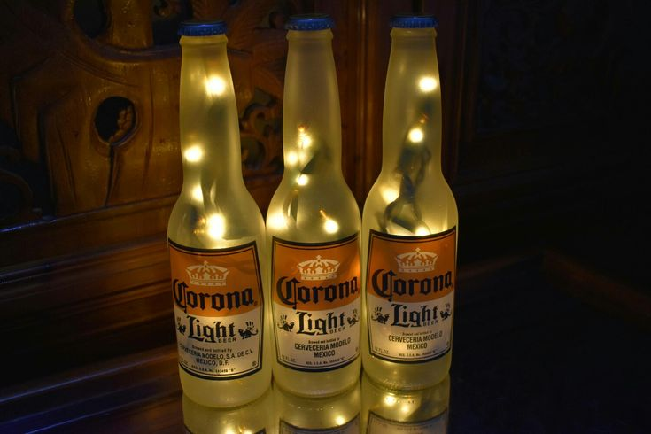 Beer bottle lights 74 pinterest excited to share the latest addition to my etsy shop corona light beer bottle light 3 pack frosted glass yellow lights bar light corona beer lamp mozeypictures Image collections