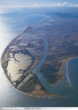 Costa Daurada Delta de l'Ebre,  Tarragona  Catalonia