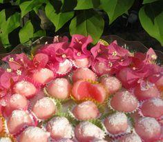 A falta de Lexatín...buenas son tortas: Rose Water Turkish Delight