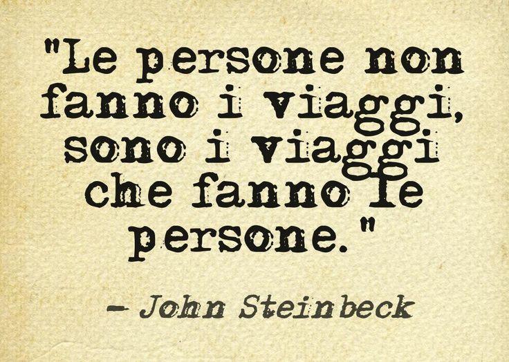 Il viaggio secondo Steinbeck