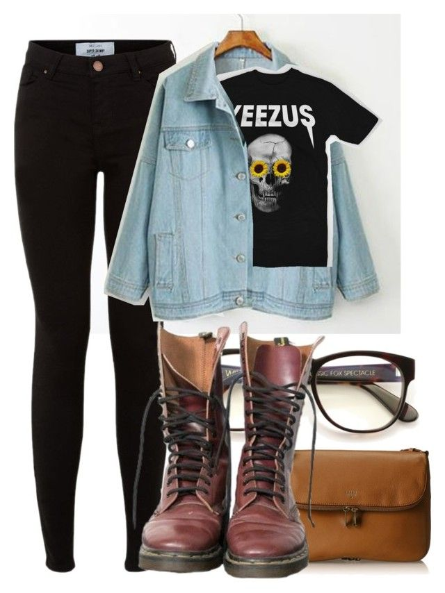"""Carefree Black Girls Video"" by platinum-smoker on Polyvore featuring ninna nanna, Wildfox and FOSSIL"