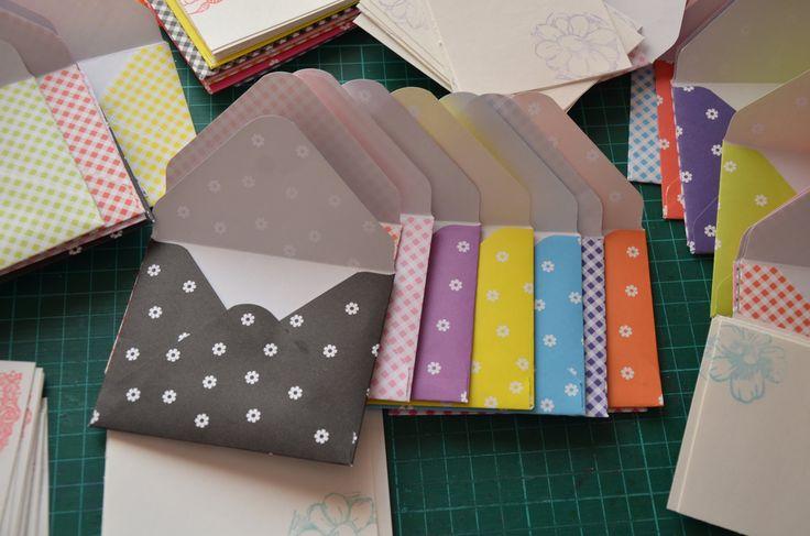 tutorial bustine - gift box punch board -