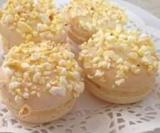 Buttered Popcorn Macarons | Official Thermomix Recipe Community