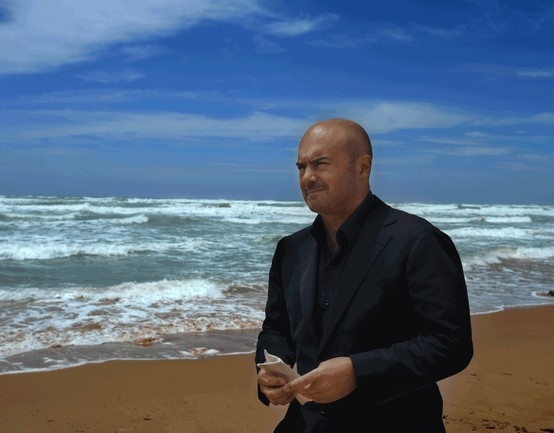 Detective Of The Day - Commissario Salvo Montalbano from Inspector Montalbano played by Luca Zingaretti