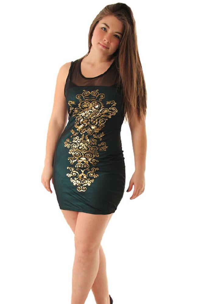 DHStyles Women's Black Jade Sexy Gold Print Racerback Plus Size Club Dress - 2X #sexytops #clubclothes #sexydresses #fashionablesexydress #sexyshirts #sexyclothes #cocktaildresses #clubwear #cheapsexydresses #clubdresses #cheaptops #partytops #partydress #haltertops #cocktaildresses #partydresses #minidress #nightclubclothes #hotfashion #juniorsclothing #cocktaildress #glamclothing #sexytop #womensclothes #clubbingclothes #juniorsclothes #juniorclothes #trendyclothing #minidresses…