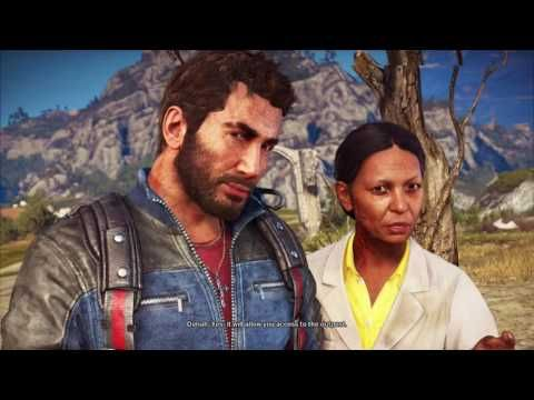 Why won't you die? (Just Cause 3)