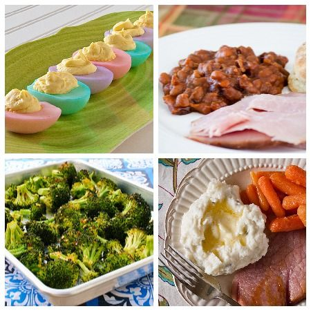 Easter Sides Easter Nothing But The