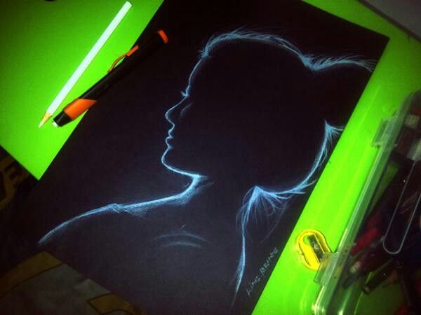 #draw#sketch#lighting