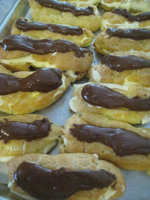 Best Eclairs EVER!
