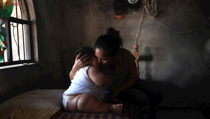 Menino tem só 10 meses | Luis Manuel, o bebê de 28kg, intriga médicos no México