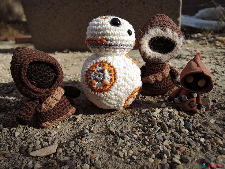 Geek Amigurumi Pattern : Of the most adorable crocheted and amigurumi nintendo