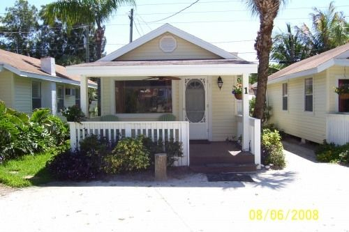 Beach Cottage Rental Treasure Island Florida