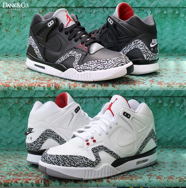 f396e6c04db3 Nike Air Tech Challenge Air Jordan 3 Custom | Sneakers | Air jordans, Air  jordan 3, Sneakers nike