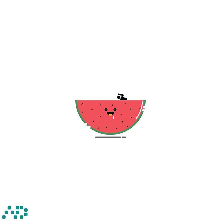 Watermelon Swimming Pool