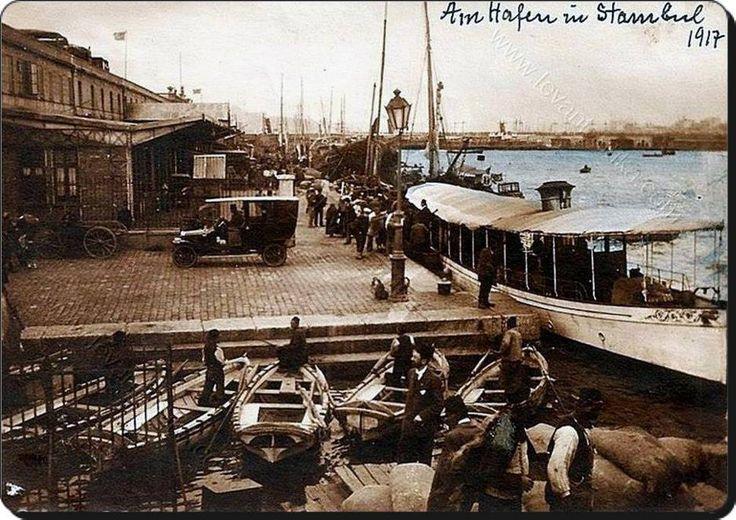 Sirkeci - 1917