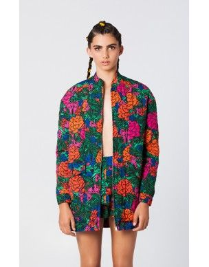 Casper and Pearl SS 14/15 Hola Lola range has arrived online!  The Lola Quilted Bomber!   http://lemonfrankie.com.au/jackets-coats/163-lola-bomber-jacket-by-casper-and-pearl.html