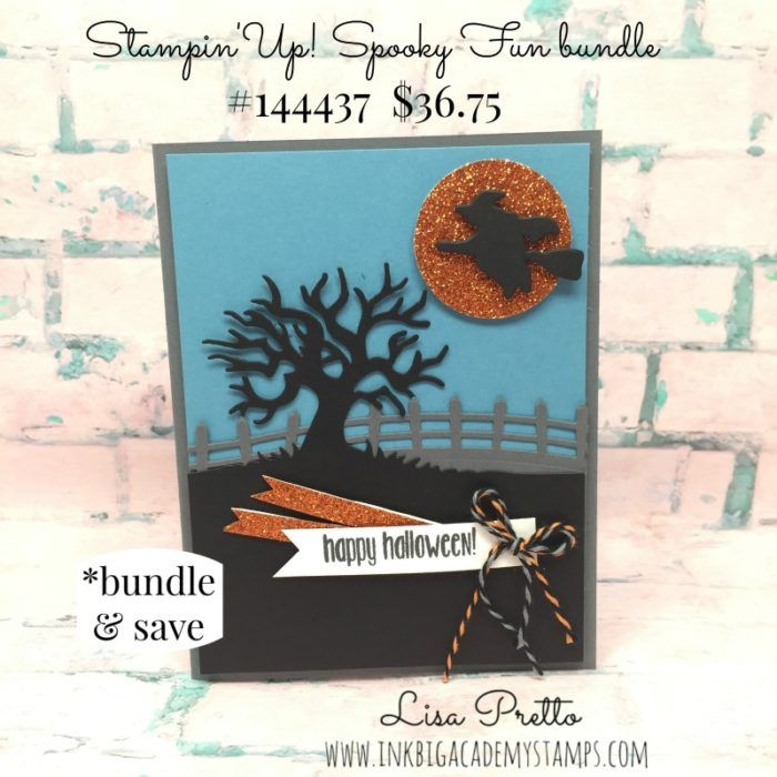 Spooky Fun Halloween! by InkBig-Academy - Cards and Paper Crafts at…