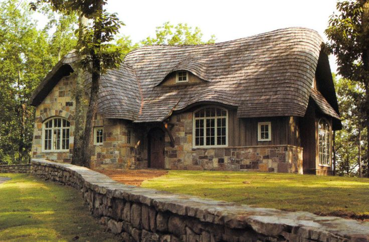 1000 Images About Stone Houses On Pinterest Cottages